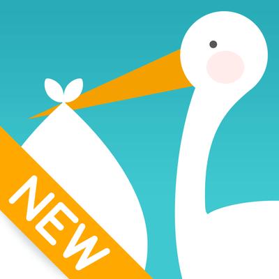 排卵日を相手に知らせるアプリ「コウノトリ」を使ってみた!
