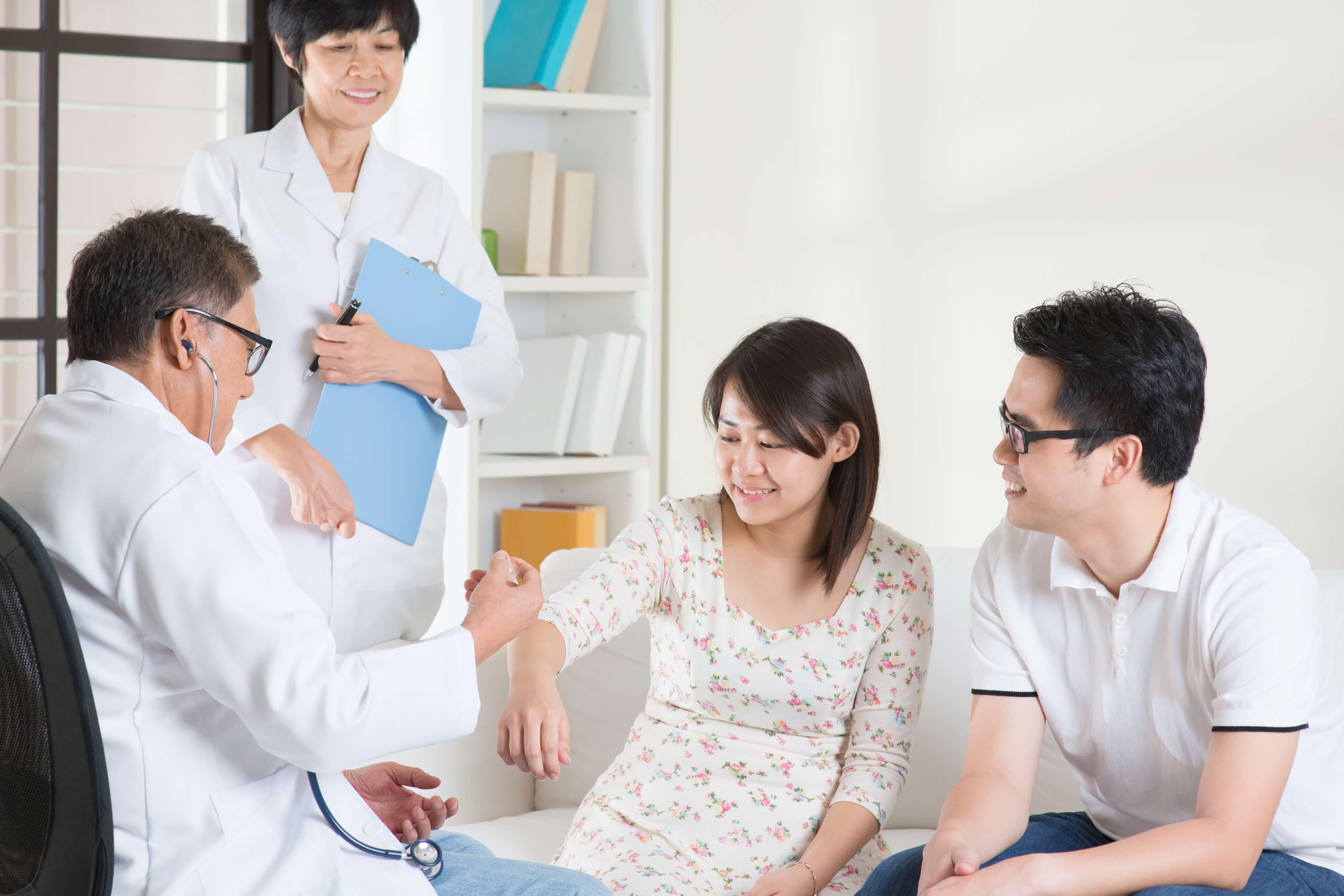 【調査】妊娠中に気をつけたい感染症!妊婦さんが体験したその症状とは?