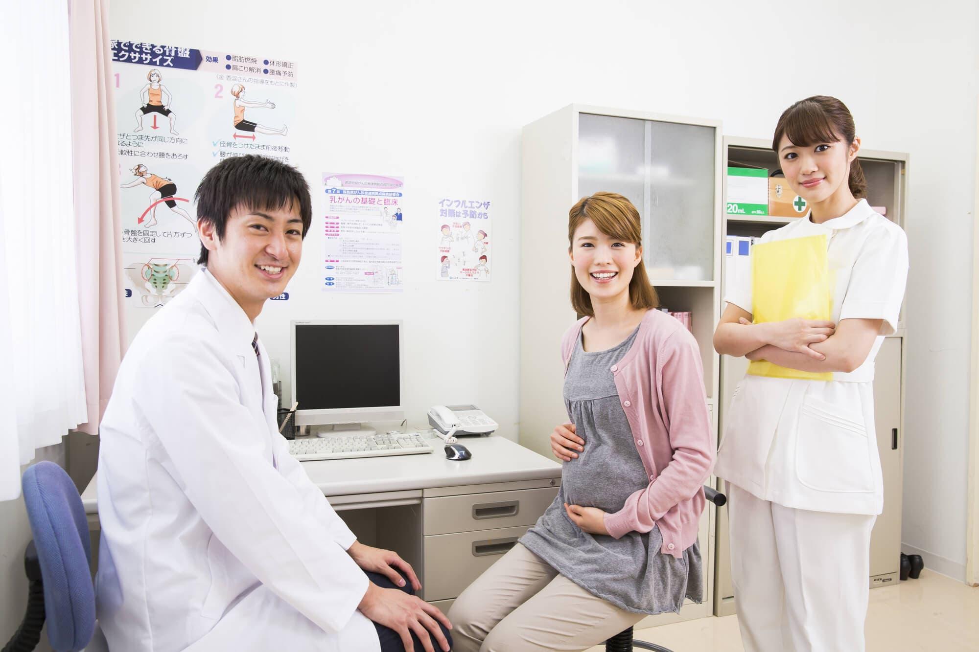 はじめての出産で失敗しない産婦人科・産院の三つの選び方