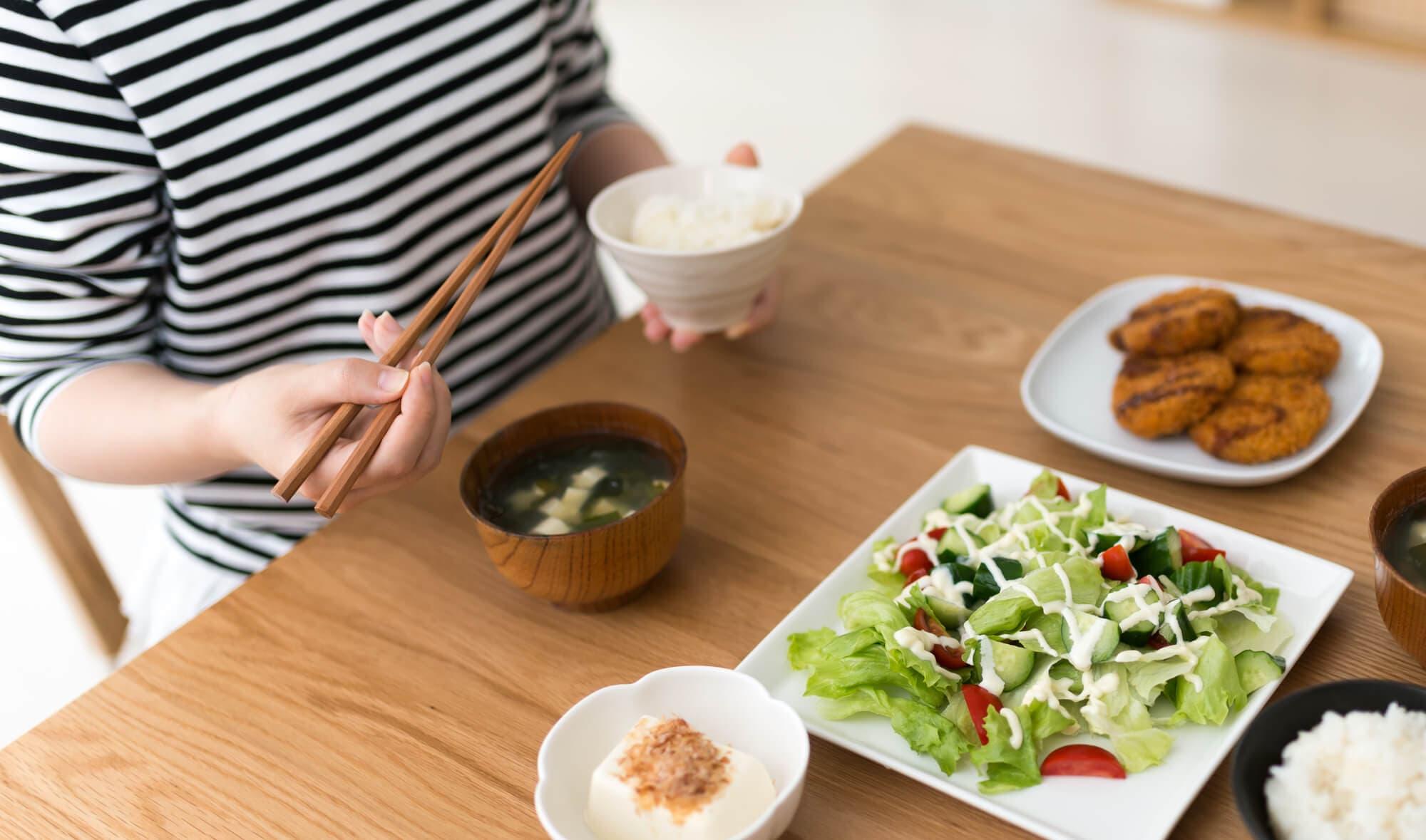 【レシピ付き】妊娠中におすすめな四つの食事メニュー