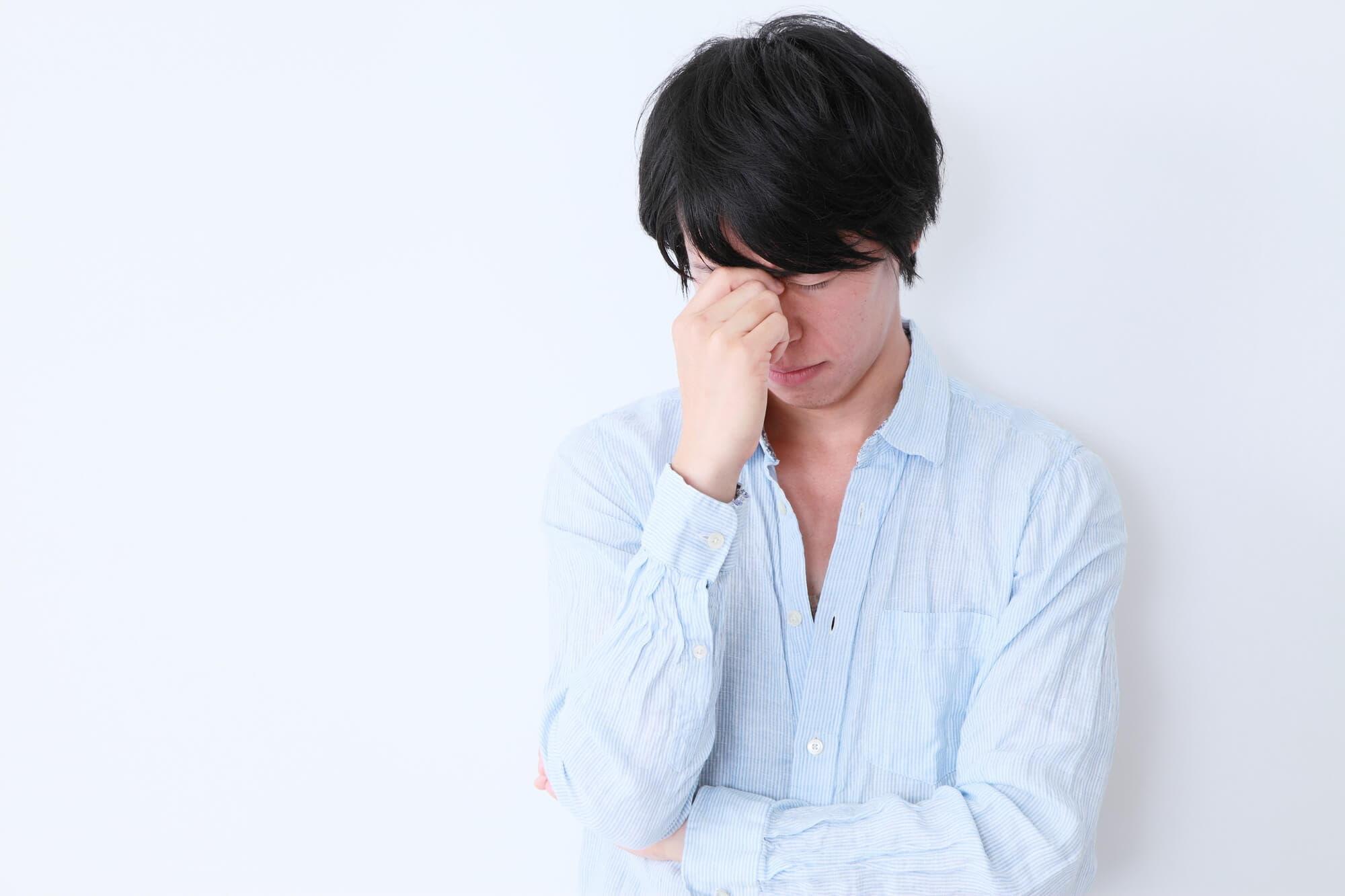 【男性編】男性が悩む精力減退の原因とは!?克服法はある?