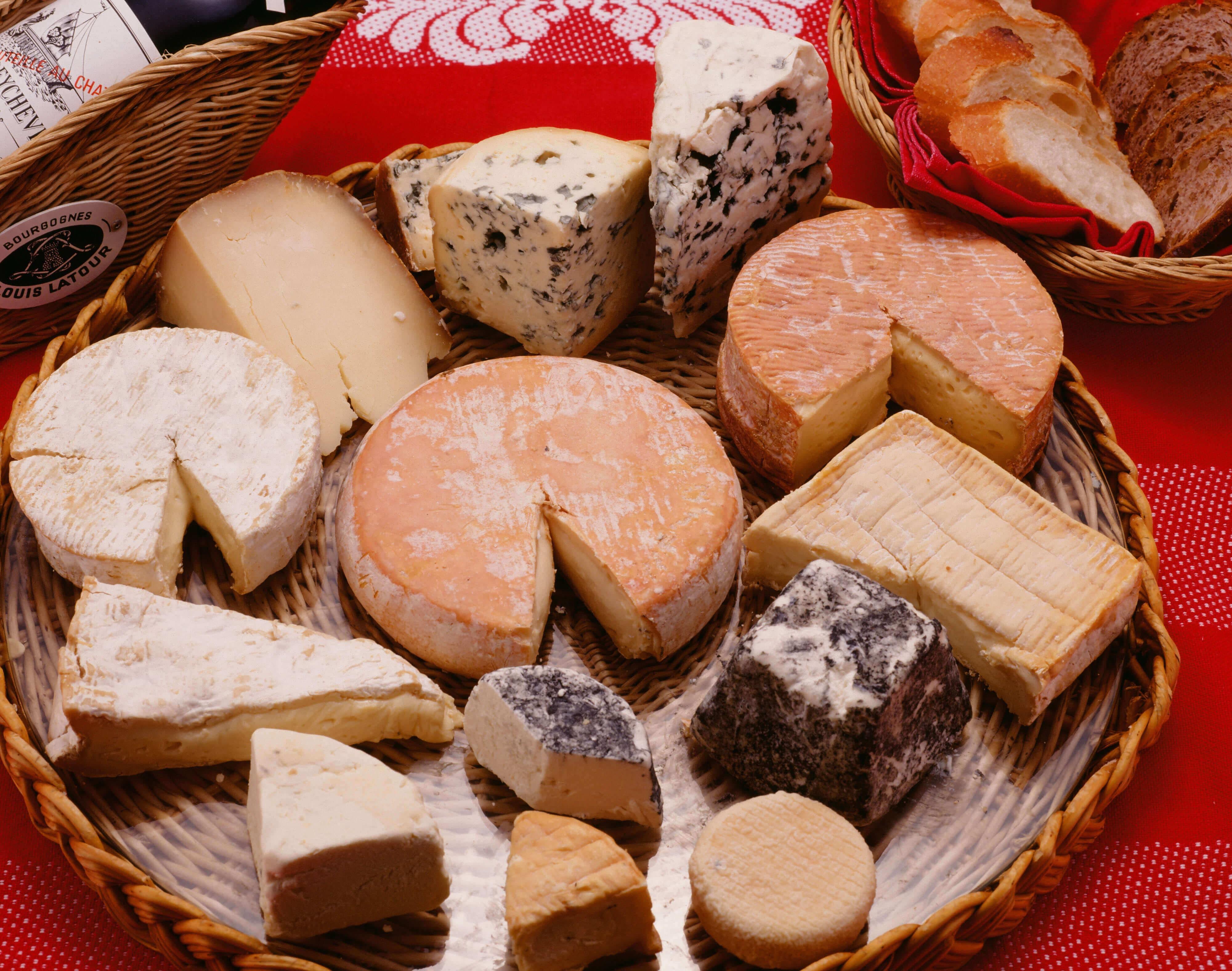 妊婦さんが食べられるチーズと食べられないチーズとは