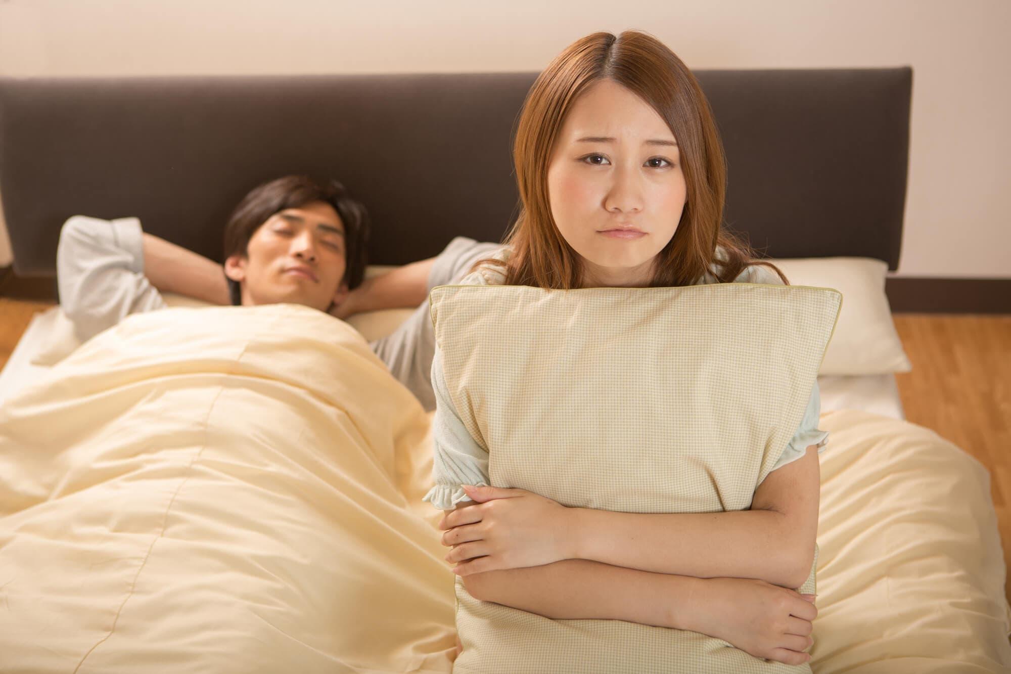 眠れない日々にさよなら!臨月に起こる不眠の原因と対処法
