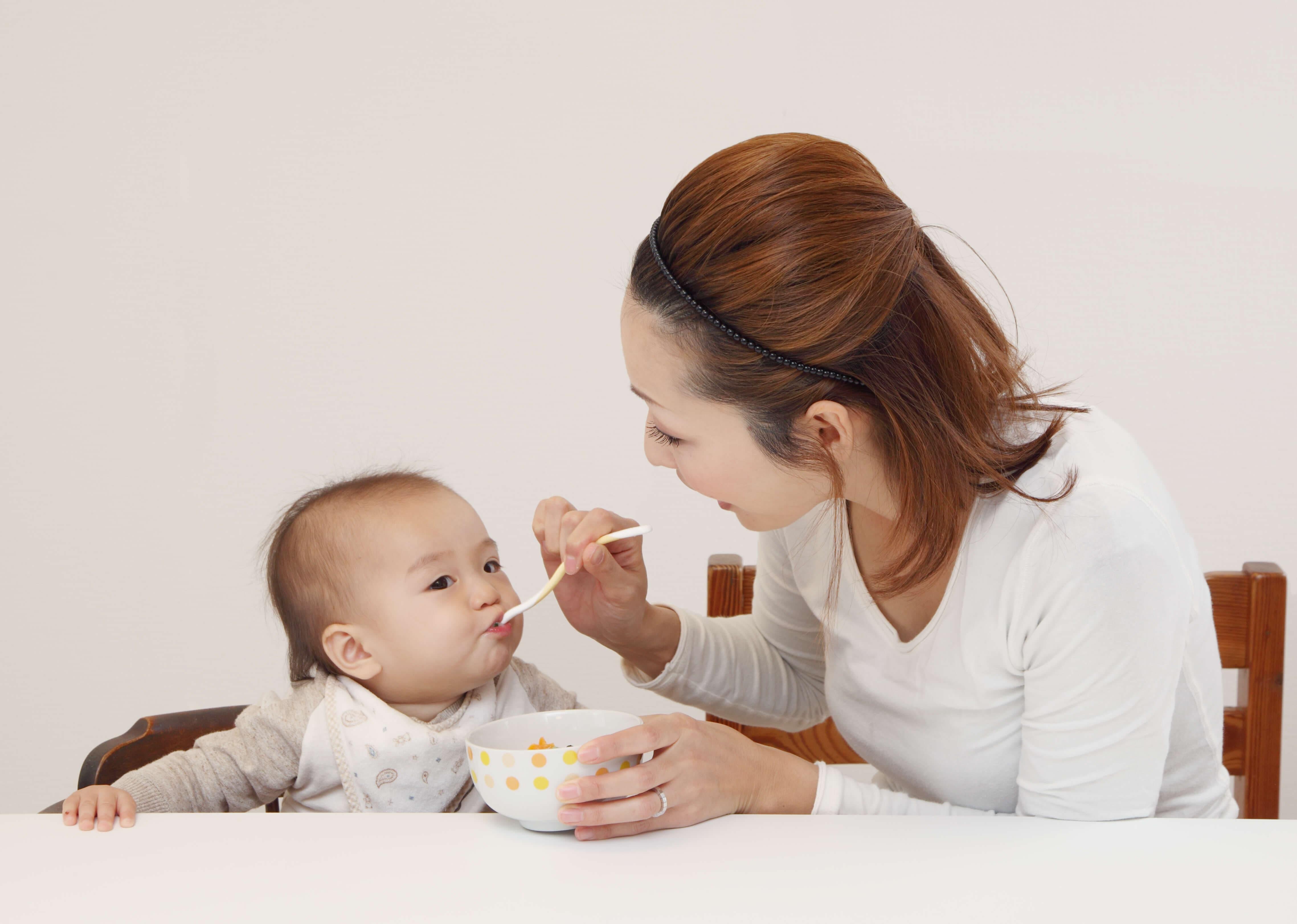 【レシピ付き】赤ちゃんが喜ぶおいしい離乳食メニュー