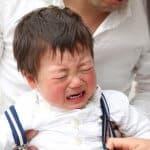 赤ちゃん・子供の人見知りの原因と対策法