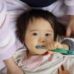 赤ちゃんの歯磨きのやり方と注意すべきこと