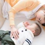 1歳の子を上手に寝かしつける三つの方法