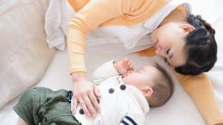 1歳の子を上手に寝かしつける3つの方法