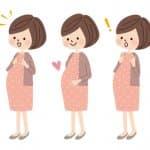 妊娠週別に懸念される妊婦と胎児の症状まとめ