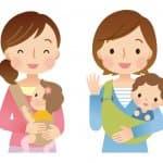新生児からのスリング!選び方と賢い活用術を伝授