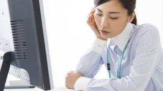 仕事中も眠くてしょうがない!眠りつわりの原因・症状・対策方法