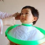 2歳の子を自宅でヘアカット!上手に切る方法は?