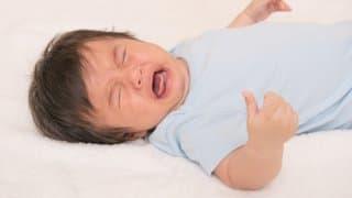 赤ちゃんが中々泣き止まない!考えられる原因と効果的な対処法