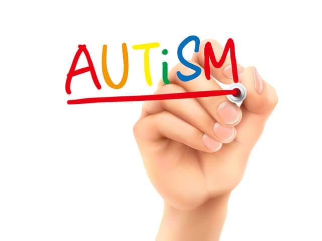 自閉症のイメージ