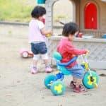 2歳になった子供に三輪車をプレゼント!選び方のポイント