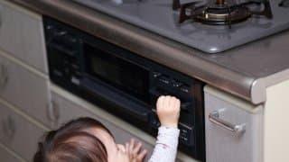 【乳幼児編】浴槽、キッチンには危険がいっぱい!家庭内の事故に注意!