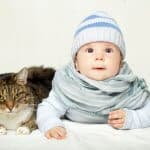 うちの子もしかして? 猫アレルギーの赤ちゃんの症状と対処方法