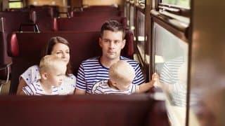 子ども料金って何歳から何歳まで?電車・バス・飛行機など乗り物編