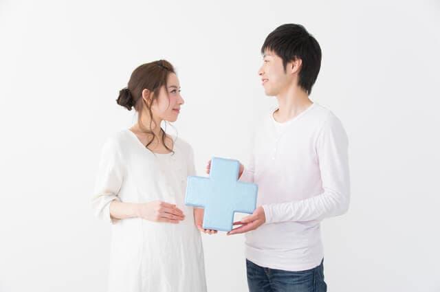 不妊治療の夫婦