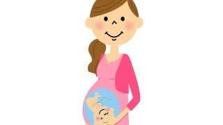 【妊娠24週】安定期でも早産注意!赤ちゃんの成長とママの体の変化まとめ