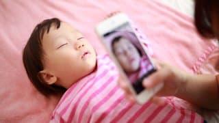 赤ちゃんの写真、載せても大丈夫? パパ・ママがSNSで気をつけるべきこと