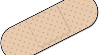傷が早くきれいに治る!ハイドロコロイド素材の新型絆創膏の正しい使い方を解説!