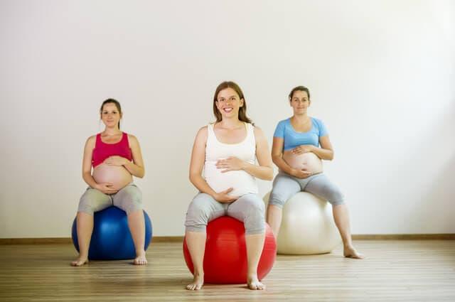 妊娠32週目
