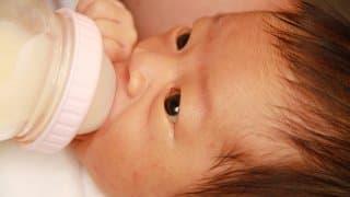 【混合編】時期ごとに変わる母乳・ミルクの飲み方・与え方・目安量