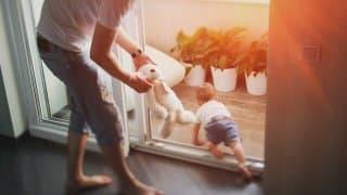 はいはいができるなら要注意!家の中の赤ちゃん安全グッズはコレ!