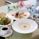 フランス料理のフルコースは当たり前!今や産院の出産お祝い膳が超ゴージャス!