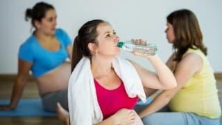 妊娠中のホットヨガや岩盤浴・・・いつまで続けていいの?