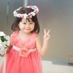 結婚式・披露宴に何を着せればいい?女の子のフォーマルドレス