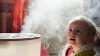 赤ちゃん要注意!アレルギー性の肺の病気「加湿器病」知ってますか?