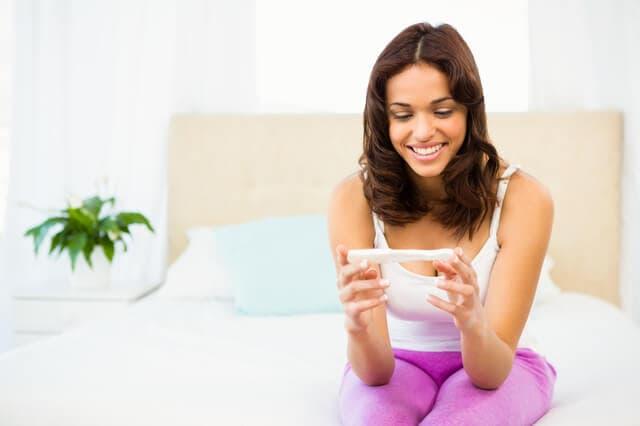デジタル妊娠検査薬