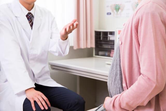 婦人科の診察