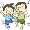 兄弟喧嘩が多くて困る!親の上手な6つの仲裁方法