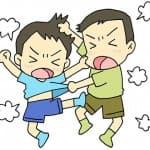 兄弟げんかが多くて困る!親の上手な六つの仲裁方法