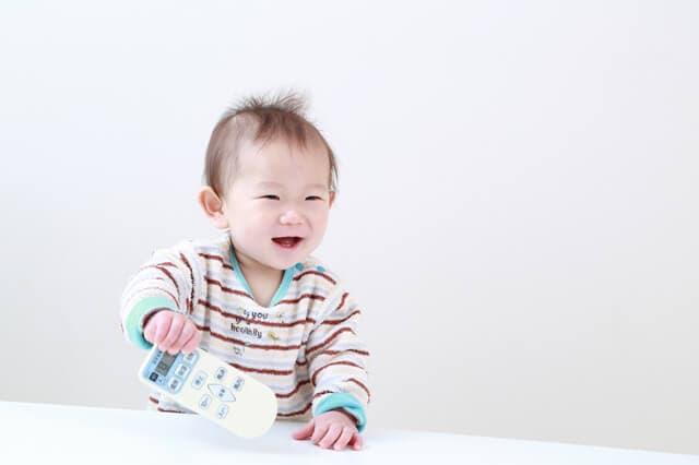 清潔な赤ちゃん