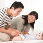 最初に話す言葉は何だろう?赤ちゃんの言葉の発育と成長の目安