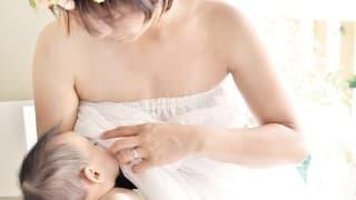 女体の神秘!離れていても赤ちゃんのことを考えるとおっぱいがでるのはナゼ?