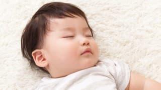 天使の寝顔!スヤスヤ眠っている赤ちゃんは夢を見ている?見ていない?
