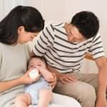 安心なお水で飲ませたい!赤ちゃんの粉ミルクを作るのに適した水はどんな水?