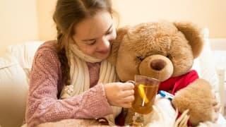 子供の咳止めに効果的なはちみつの食事レシピ