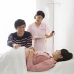 分娩(ぶんべん)まで後少し!陣痛室で待機するときに必要なものと心構え