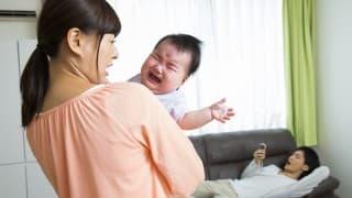 パパに愚痴を言っても無駄?理解されにくい、ママが抱く育児の悩み9つ