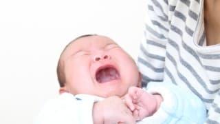 夕方になると赤ちゃんが大泣き!黄昏泣きのメカリズム