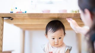 赤ちゃんが頭をぶつけた時に気をつけたいポイント9つ!対処法を知っておこう