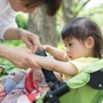 赤ちゃんの虫刺されがかわいそう 覚えておきたい対処法と予防法