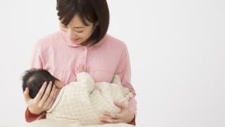 幸せホルモン発散! 母乳とオキシトシンの関係