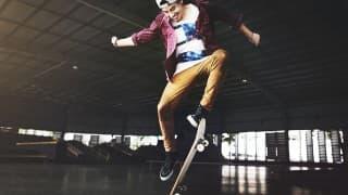 【新種目!スケートボード】2020年!東京オリッピックを目指す子どもたち